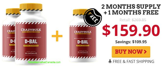 buy D-Bal Canada