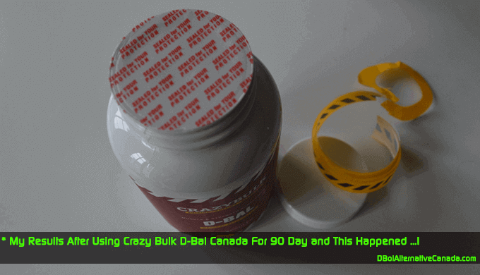 Sharing my Experience After Using Crazy Bulk D-Bal Canada for 90 days